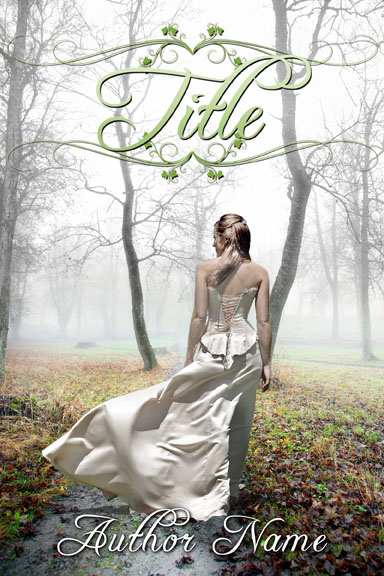 PRE-DESIGNED BOOK COVER 27