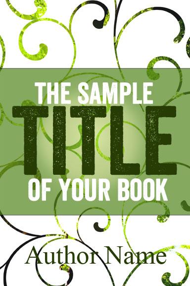 PRE-DESIGNED BOOK COVER 42