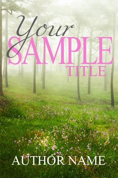 PRE-DESIGNED BOOK COVER 50