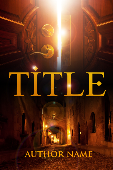 PRE-DESIGNED BOOK COVER 75