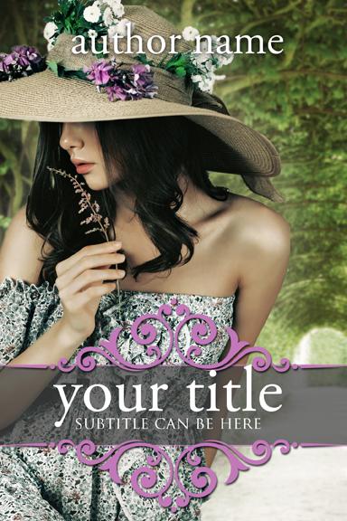 PRE-DESIGNED BOOK COVER 96