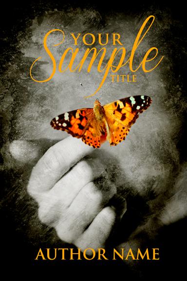 PRE-DESIGNED BOOK COVER 126