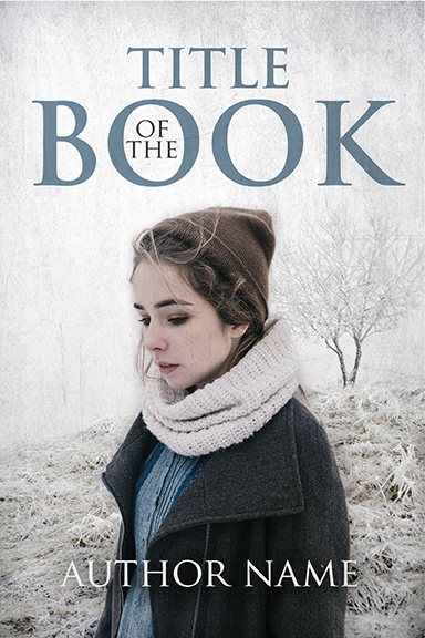 PRE-DESIGNED BOOK COVER 217