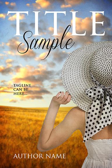 PRE-DESIGNED BOOK COVER 218